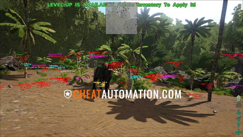 ARK Survival Evolved Aimbot & ESP Cheat | ARK Hack Download