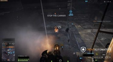 battlefield hardline aimbot screenshot
