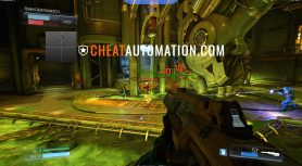 doom cheat screenshot