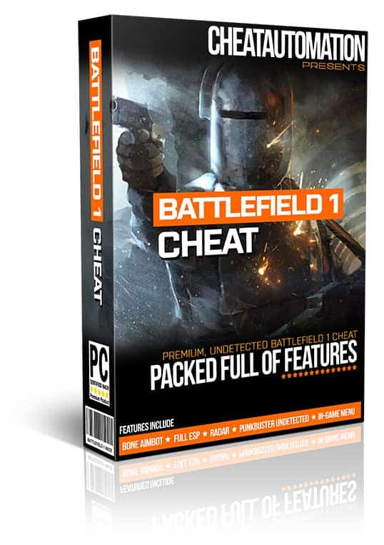 battlefield 1 cheat box