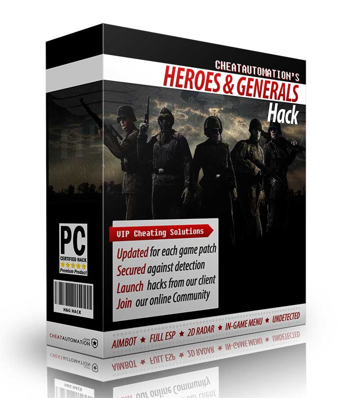 heroes and generals hack box