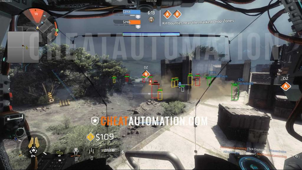 Titanfall 2 Hack, Aimbot, and ESP Cheat Download | CheatAutomation