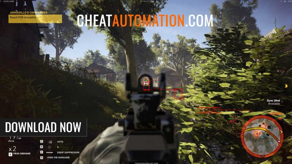 Ghost Recon Wildlands Unlock All Weapons Hack