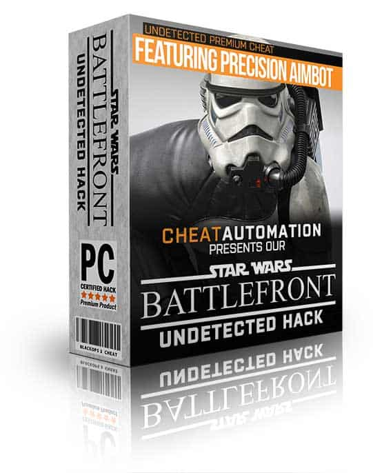 star wars battefront hack box
