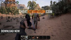 Conan Exiles Cheat Screenshot