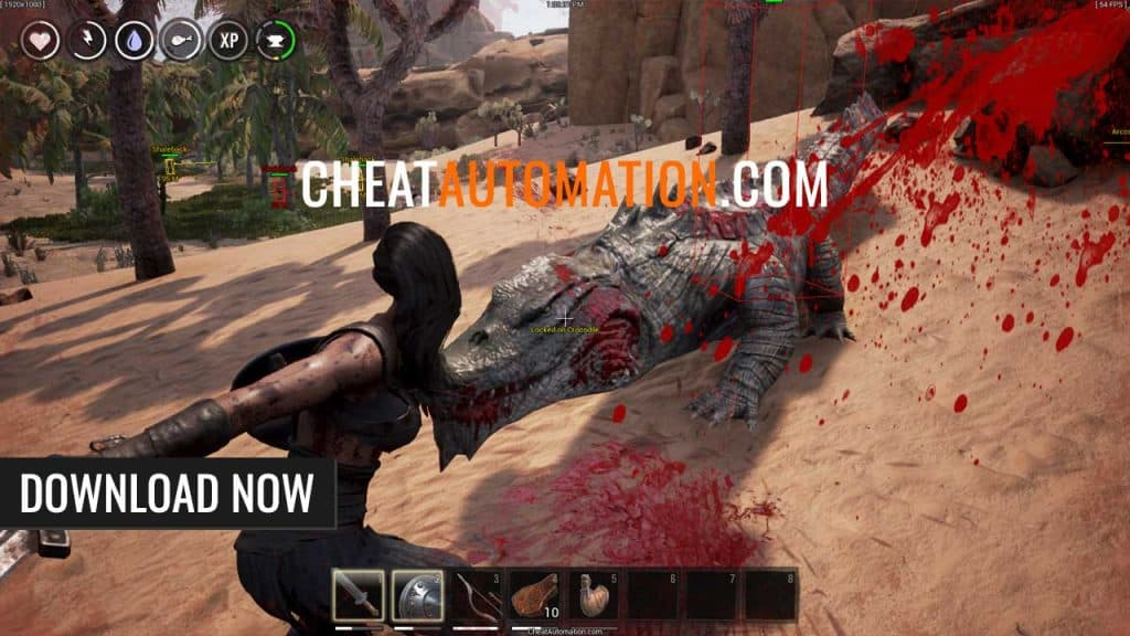 Conan Exiles Hack, Aimbot, and ESP Private Cheat Download