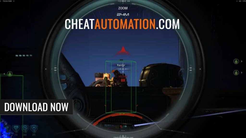 Mass Effect Andromeda Hack   Aimbot & ESP Cheat Download!