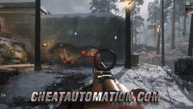 Call of Duty WW2 Hack Screenshot