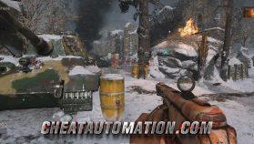 COD WW2 Aimbot Screenshot