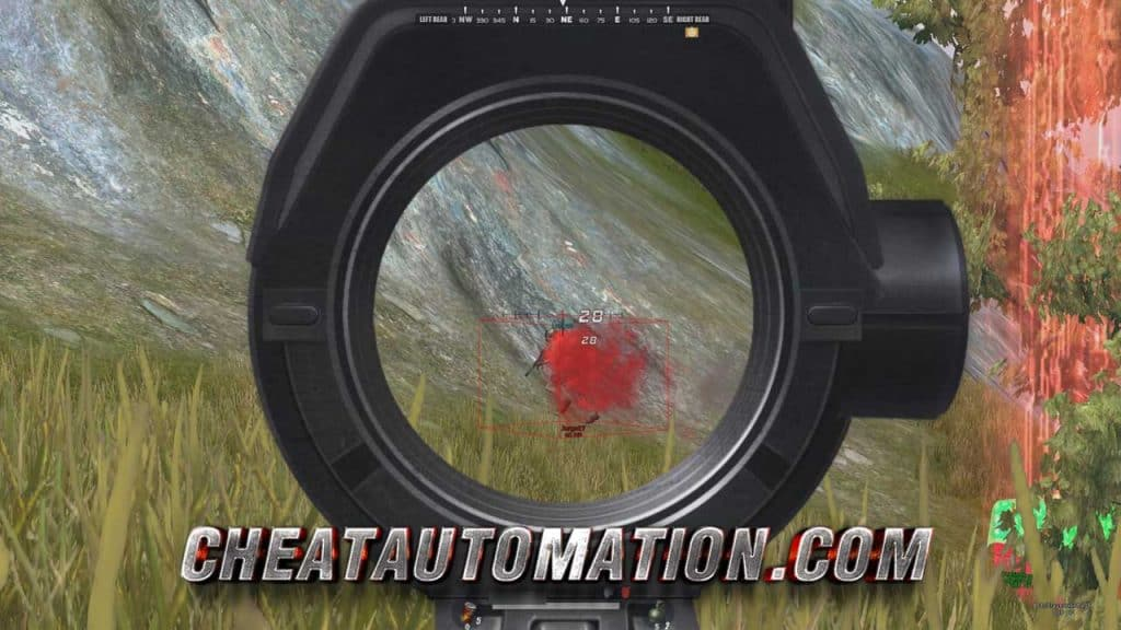 Rules of Survival Aimbot