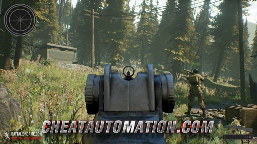 Battalion 1944 Screenshot CheatAutomation