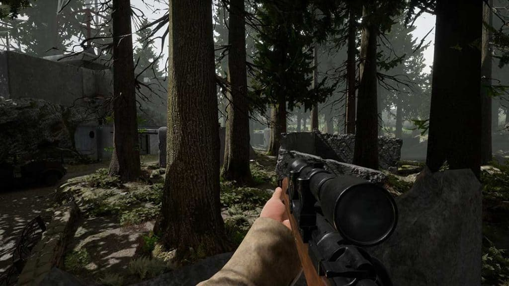 Battalion 1944 Sniper Screenshot